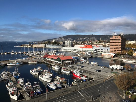 Honeymoon @Hobart