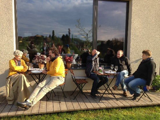 Gamlitz, Austria: Hofladen zu LOGIS 125