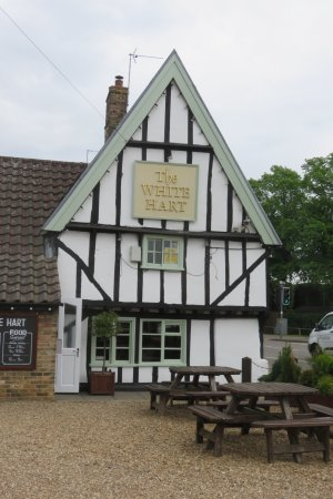 Godmanchester, UK: The White Hart