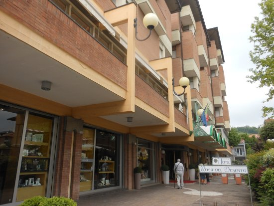 Hotel Rosa del Deserto Foto