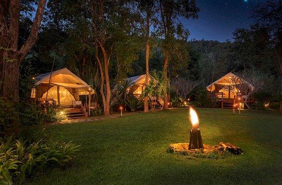 adventurous run down review of hintok river camp at hellfire pass