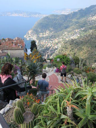Jardin exotique in eze picture of art and tours nice tripadvisor - Jardin exotique d eze mulhouse ...