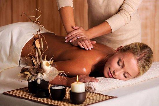 Badhotel Renesse: Massage