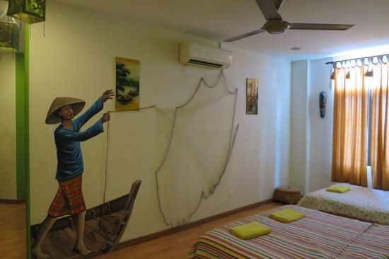Sarang Mas Vacation Home: Malayルーム