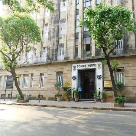 Scindia House Picture Of Ballard Estate Mumbai