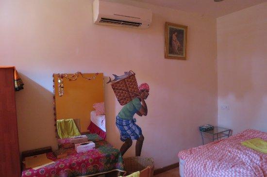 Sarang Mas Vacation Home: Indianルーム