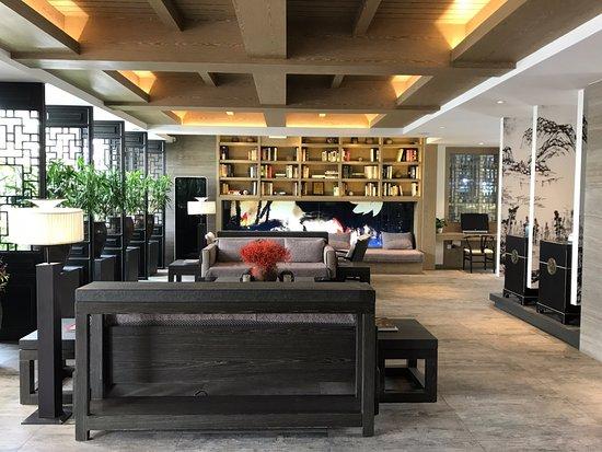 Wuyi Shan, China: Reception Area