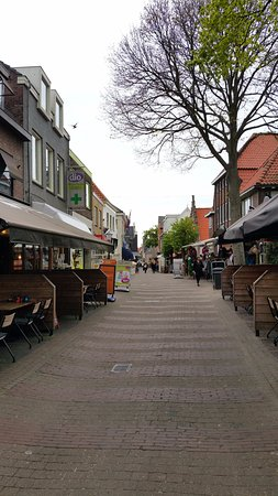 De Koog, The Netherlands: Centrum Den Burg