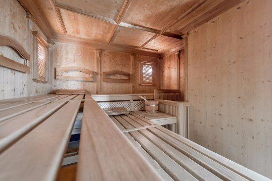 Hochsolden, Austria: Sauna