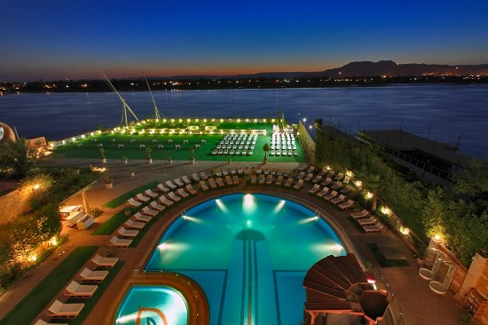 Sonesta St George Hotel Luxor Updated 2018 Reviews Price Comparison Egypt Tripadvisor