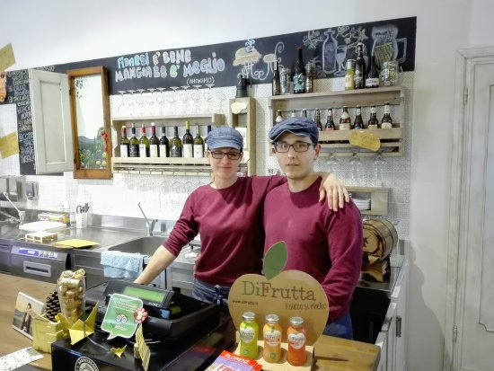 Pontassieve, Italia: Panineria I 5 Sensi