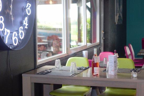 Longvic, France : Restaurant