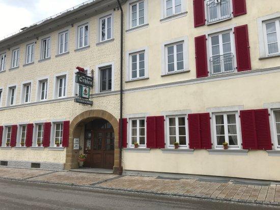 Lauchheim, เยอรมนี: Aussenansicht