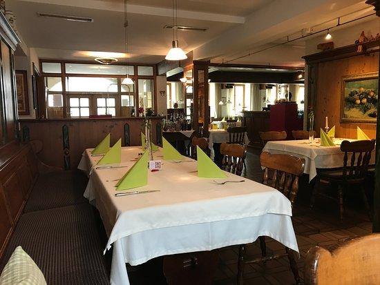 Hotel Restaurant Roter Ochsen: Innenansicht