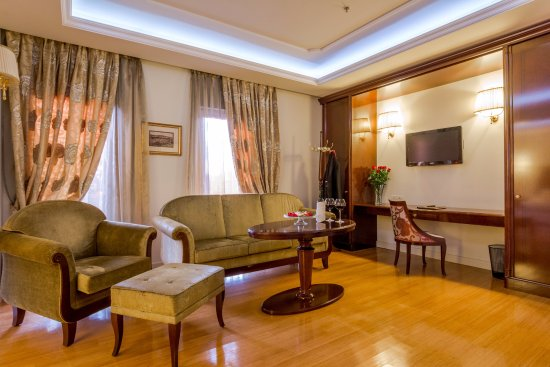 Hotel President Solin: Suite