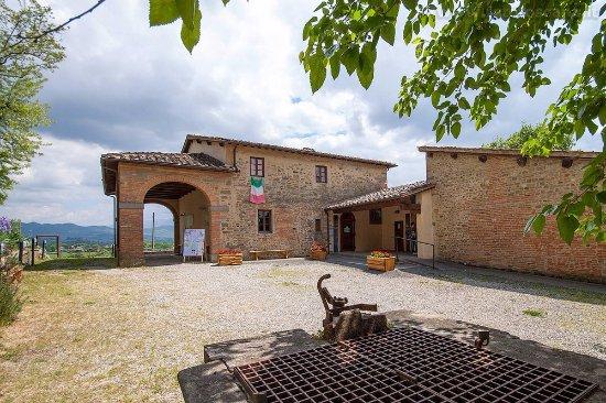Vicchio, อิตาลี: Casa di Giotto