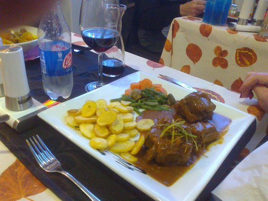 El Albir, Spain: Ox Tail (Main)