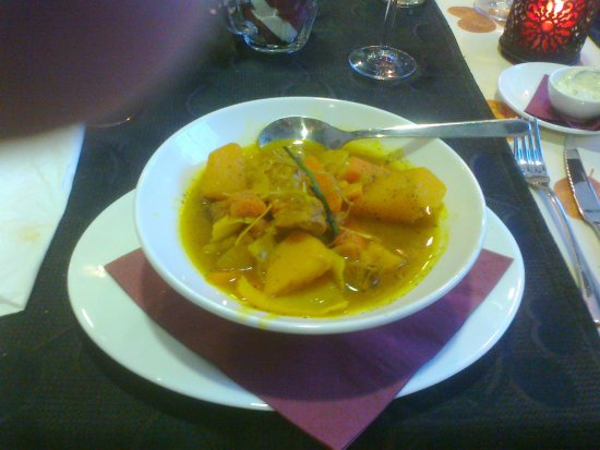 El Albir, Spain: Irish Stew (Main)