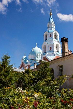 Valaam Monastery: Преображенский собор