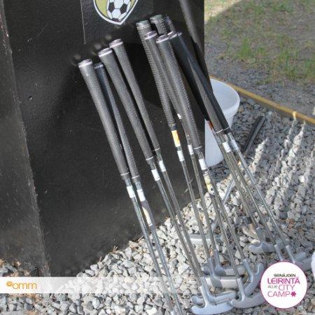 Seinajoki, Finlandia: Minigolf-rata/mailat