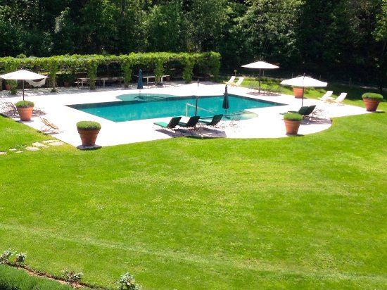 Pool - Picture of Casa Ombuto - Cooking Schools in Tuscany, Poppi - Tripadvisor