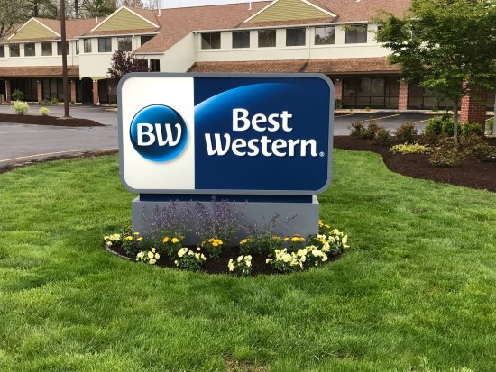Best Western Rockland: Exterior