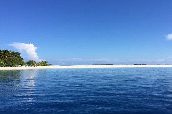 Veli Retreat: Picnic Island