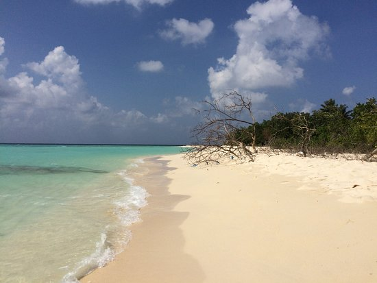 Veli Retreat: Velidhoo Beach