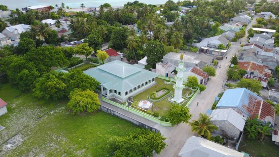 Veli Retreat: Velidhoo Friday Mosque