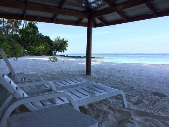 Velidhoo: Picnic Island Lounges