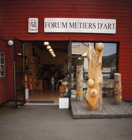 Forum Metiers d'Art