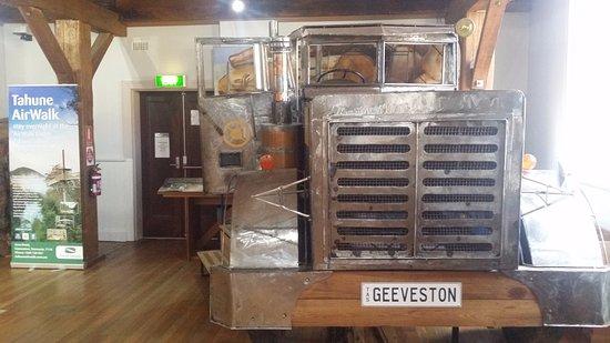 Geeveston