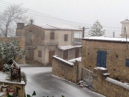 Lysos, Cyprus: Winter 17