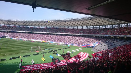 「味の素スタジアム」の画像検索結果