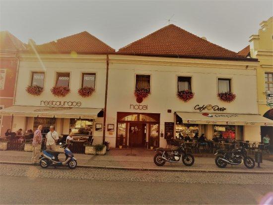 Hotel Cesky Dvur