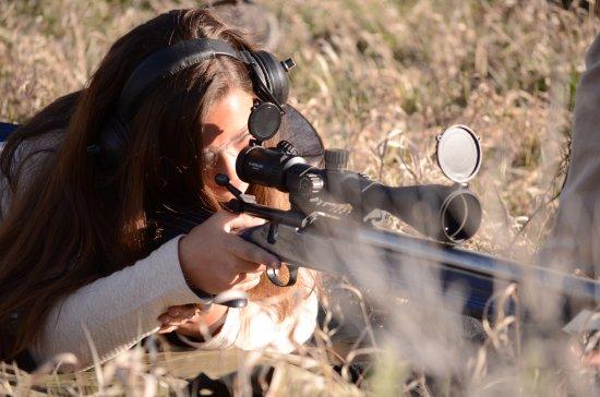 Jackson Hole, ไวโอมิง: Wyoming long range rifle - Nomad Rifleman