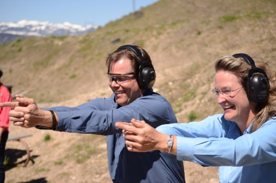 Jackson Hole, WY: Practice before the real thing!