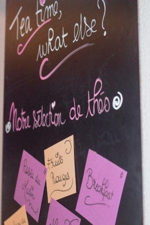 Longvic, France : Thés du Monde