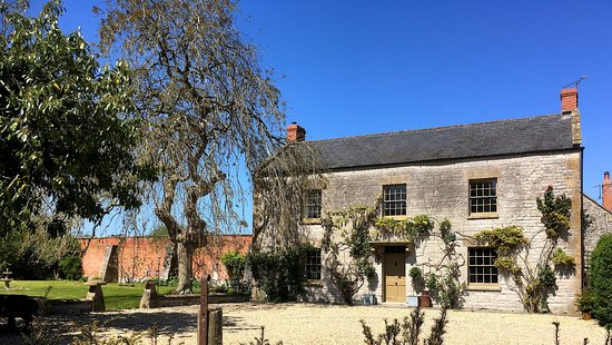 Huxham Farmhouse B&B