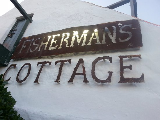 Fisherman's Cottage: Try it folks - advise booking if you can.