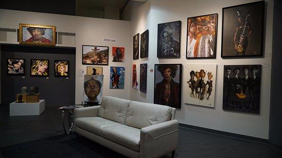 Gallery of Music & Art