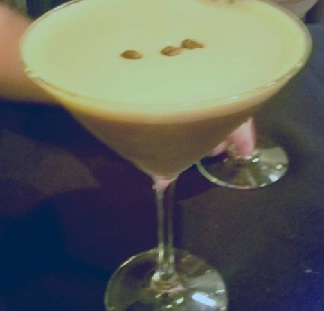 C Salt Wine Bar & Grille: Espresso Martini