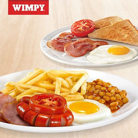 Best Places For Fast Food Breakfast
