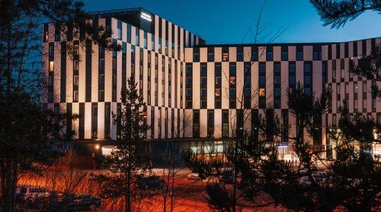 Window View - Picture of Clarion Hotel Aviapolis, Vantaa - Tripadvisor