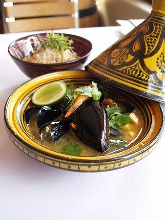 Subiaco, Австралия: Seafood tagine