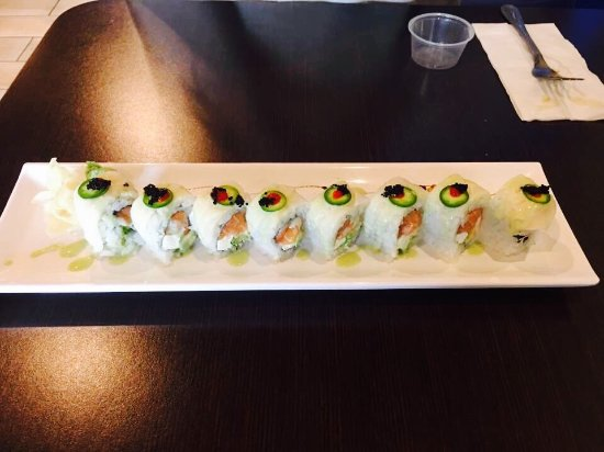 North Branch, MN: Viking Sushi Roll