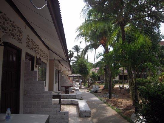 Dome Resort: Garden View Room Type