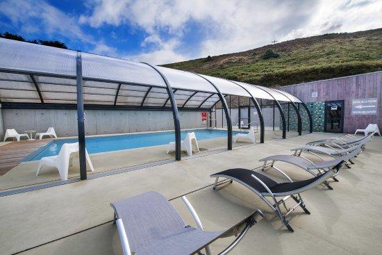 Village vacances cap france roz armor hotel erquy voir for Village vacances piscine couverte chauffee