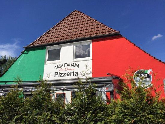 Lilienthal, Alemania: Pizzeria Da Luciano
