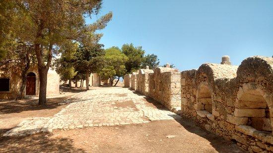 Rethymnon Prefecture, Grecia: fortezza w Rethymnie